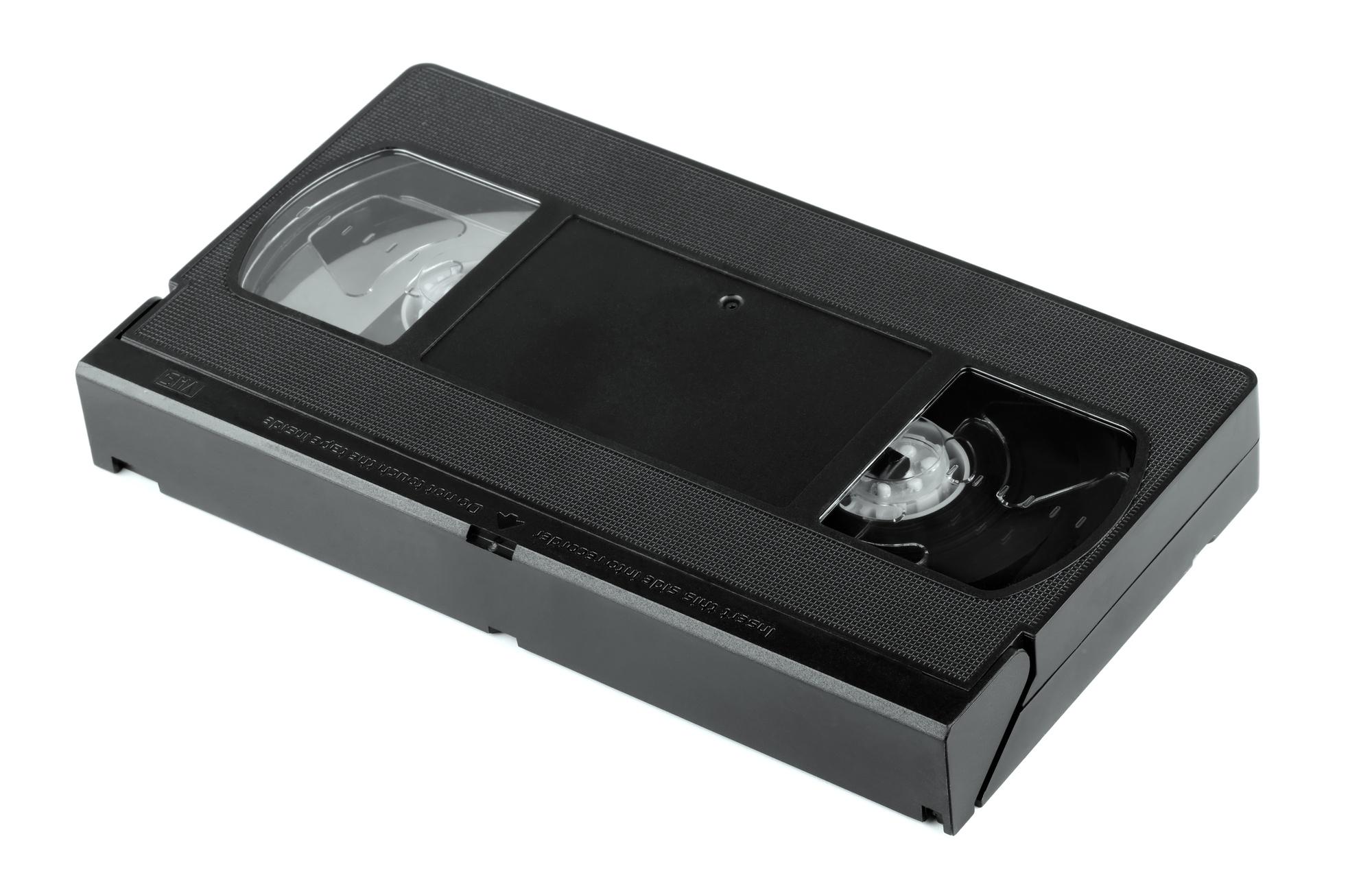 QDdesign - Cassette VHS